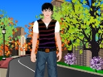 Play Matt Lanter Dressup free