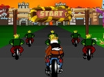 Game Prince of Race