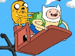 Game Adventure Time: Finn Up!