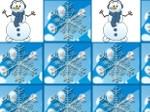 Play Snowman Memory free