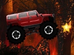 Play Red Hot Monster Truck free
