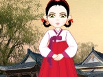 Game Oriental Girl Dress Up