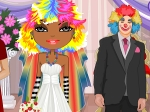 Game Clown Wedding
