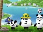 Play 3 Pandas in Brazil free