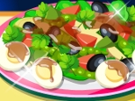 Play Make Family Salad free