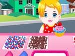 Game Kids Cupcake Bar