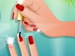 Play Nail Studio - Beach Design free