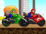 Play Mario Racing Star free