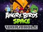Play Angry Birds Space Wormhole free