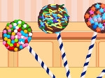 Play Cooking Cake Pops free