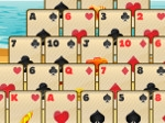 Play Tropical Pyramid Solitaire free