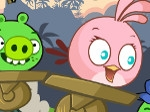 Game Angry Birds Crazy Racing