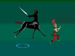 Game The Centaur and his Powerful Sword