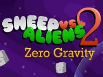 Game Sheep vs Aliens 2: Zero Gravity