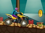 Game ATV Race