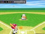 Game Baseball Shoot Animated