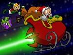 Game Christmas Rocket