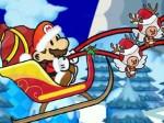 Game Santa Mario Delivery