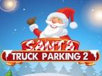 Play Santa Truck Parking 2 free