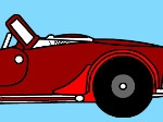 Play Sport Car Coloring free