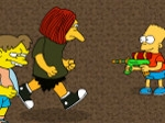 Play The Simpsons Shooting Game free