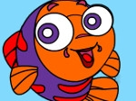 Play Happy Fish Coloring free
