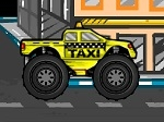Game Monster Truck Taxi