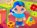 Play  Timmy and Tina's Messy Rooms free