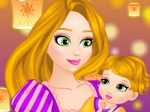 Game Rapunzel Newborn Baby