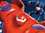 Play Big Hero 6 Hidden Numbers free
