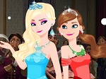 Play Frozen Prom Party free