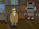 Play Harry Quantum, private eye free