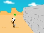 Play Stickman Breaking the Bank free