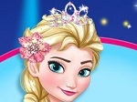 Game Frozen: Elsa Prom Night