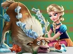 Play Frozen Pet Rescue free