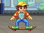 Play Crazy Skater free