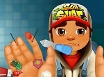 Play Subway Surfers Hand Doctor free