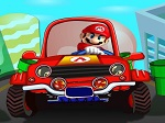 Game Mario World Traffic