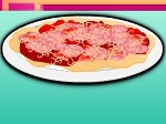 Play Make Salami Pizza free