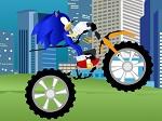 Game Sonic Bike