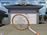 Game Garage Door Tennis