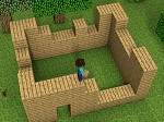 Play Minecraft Tower Defense free