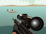 Game Sniper Pirate Shootout