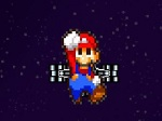 Game Mario Lost in Space