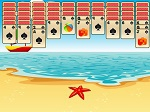Game Tropical Spider Solitaire