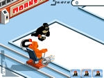 Play Monkey Curling free