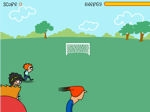 Play Soccer Shoot free