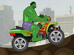 Play Hulk ATV 2 free