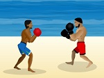 Game Beach Fighting