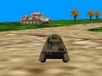 Game 3D Army Tank Racing